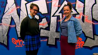 Charity provides mentors for teenage girls