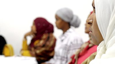 Somali mothers