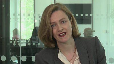 CEO of Luminance, Emily Foges