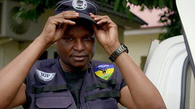 Commander Abba Kyari