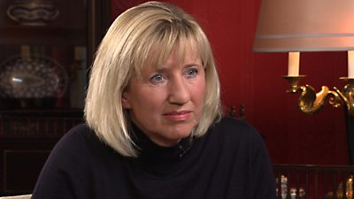 Ines Geipel, former East German sprinter and ex-president of Help for Victims of Doping
