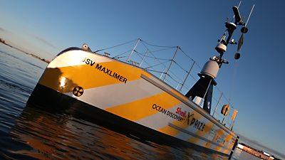 GEBCO-NF's robotic boat