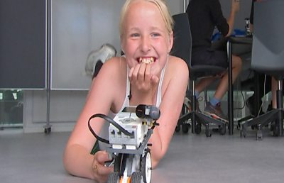 This summer school in Denmark teaches kids to how make robots!