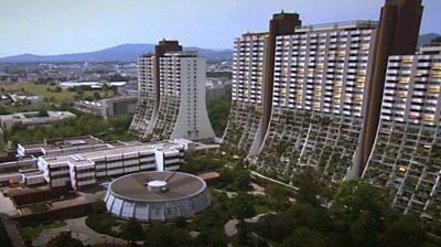 Vienna social housing development