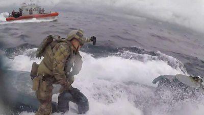 Coast Guardsman