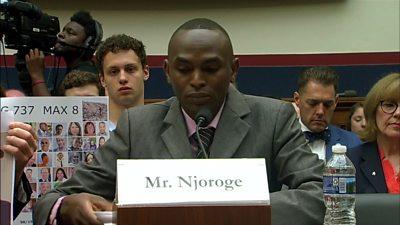 Paul Njoroge gives testimony