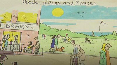 Helping dementia patients through cartoons