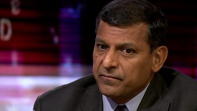 Raghuram Rajan, Governor of the Reserve Bank of India