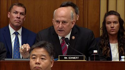 Texas Congressman Louis Gohmert suggested alleged bias at the heart of his special counsel inquiry.