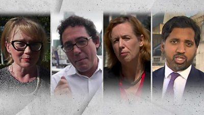 BBC collage