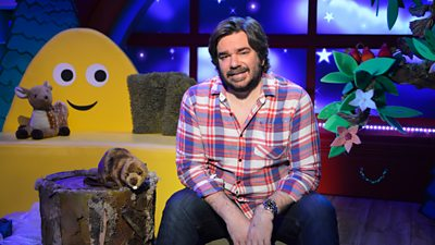 Matt Berry - The Busy Beaver