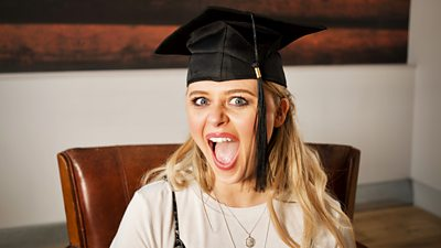 Back to School with Emily Atack