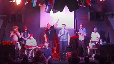 Timelapse: day in the life of an Edinburgh festival Fringe venue