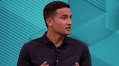 Everton: Tim Cahill expects Everton to challenge top six