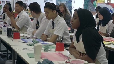 At the Michaela School near Wembley a strict 'tiger teaching' approach has drawn both criticism and praise.