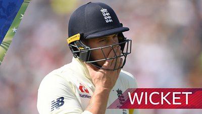 Jason Roy wicket