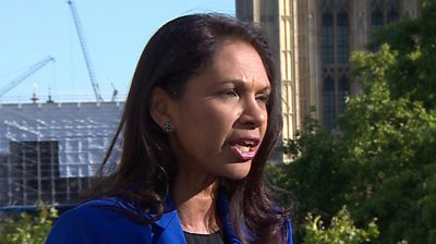 Anti-Brexit campaigner Gina Miller questions Parliament suspension legality
