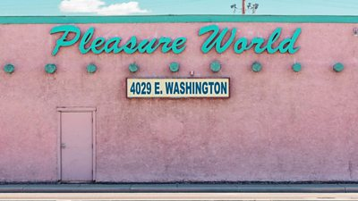 Photographing America's strip clubs