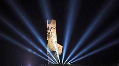 Monument to the Defenders of Westerplatte