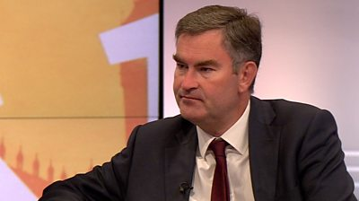 Tory MP David Gauke admits his Conservative career could be over by the end of this week.