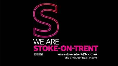 We are stoke on trent