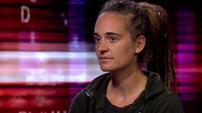 Carola Rackete, sea captain