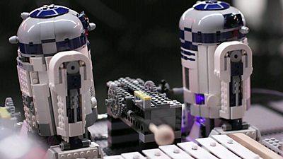 Leo Star Wars orchestra