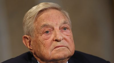 Hungarian-American businessman and philanthropist George Soros has become a divisive figure in global politics and his home country of Hungary.
