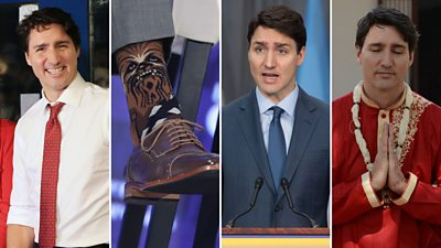 With an election coming up in Canada, let's look back at Justin Trudeau's first term as prime minister.