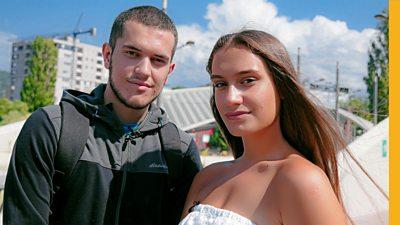 Arian and Selena