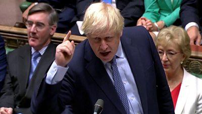 Boris Johnsons