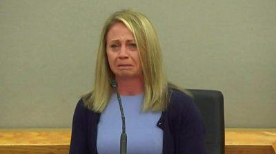 Amber Guyger in court