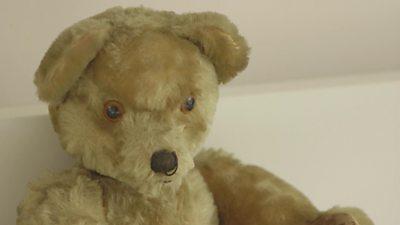Alex Kane's bear