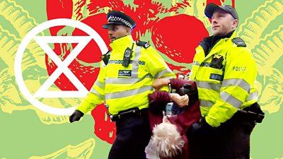 Policing Extinction Rebellion