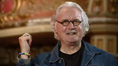 Billy Connolly: 'Nothing else will keep you going like laughter'