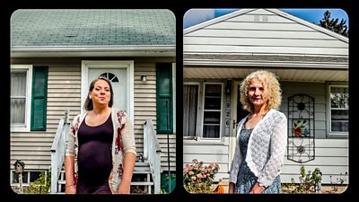 Hillary and Dawn were strangers who shared a driveway - until Hillary made a life-altering discovery.