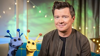 Rick Astley - Blue and Bertie
