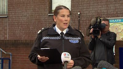 Pippa Mills from Essex Police