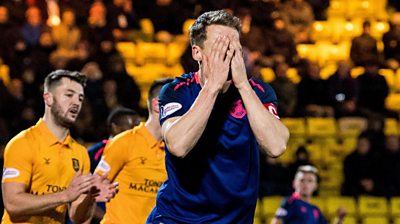 When Livingston brought Hearts' season to a halt