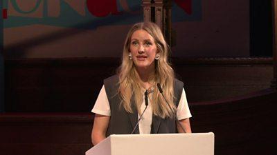 Ellie Goulding on climate change: 'The backlash grows ever uglier'
