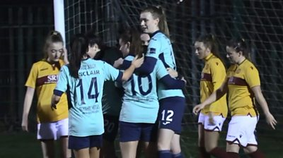 City win thirteenth title with 10-goal thriller