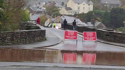 Crickhowell, Powys