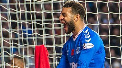 Rangers 2-1 Motherwell