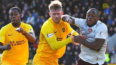 Livingston 0-0 Hearts