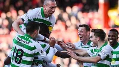 Aberdeen 0-4 Celtic