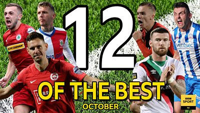 12 of the best from October