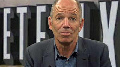 Former CEO of Netflix, Marc Randolph