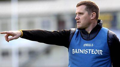 Former Crossmaglen boss John McEntee is now in charge of Clontibret