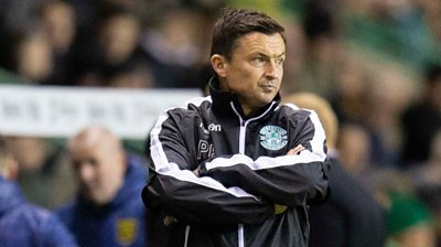 'Hibs players were not fully committed'