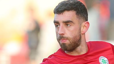Reds defeat Glenavon at Mourneview
